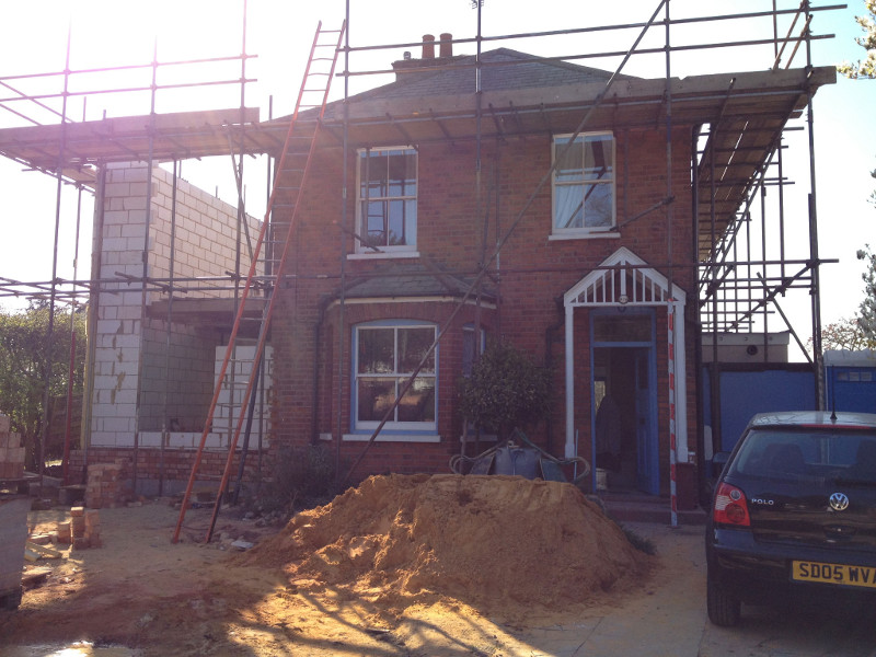 Hampton Double Storey Side and Rear Extension